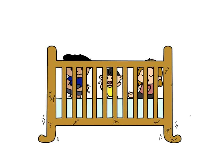 How Much Weight A Crib Can Hold