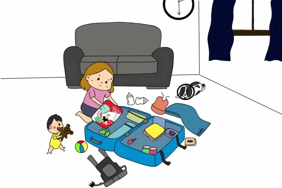 29 Things To Bring When Traveling With A Baby Plus 3 Tips