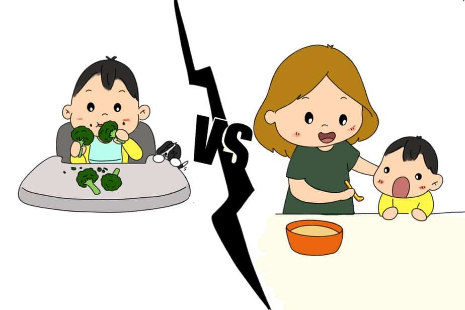 Baby-led Weaning VS Traditional Weaning Which Is Better