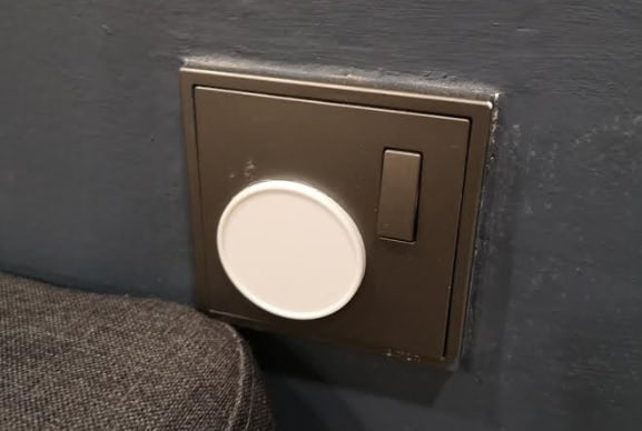 Childproof Power Socket