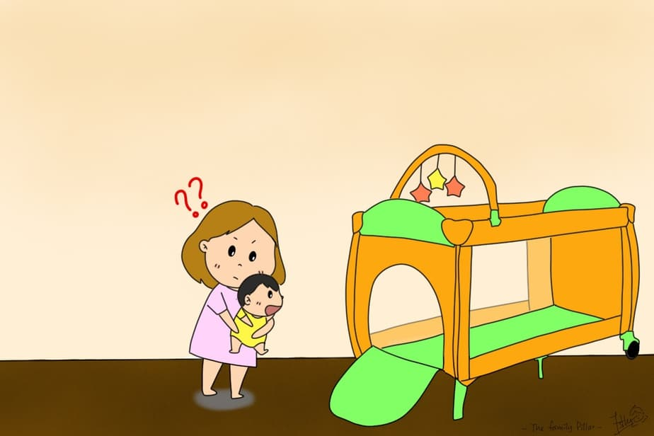 Can A Baby Sleep In A Playpen Instead Of A Crib